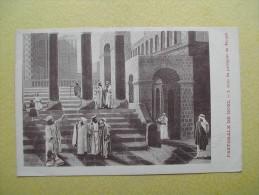 La Pastorale De Noël. Sous Les Portiques Du Temple. - Opéra