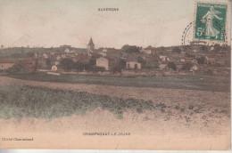 Champagnat-le-Jeune (63)  Le Village - Vue Générale - Altri Comuni