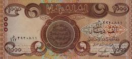 IRAQ P. 93 1000 D 2013 UNC