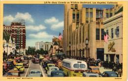 Wilshire Boulevard, Los Angeles, California