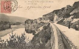 CPA-1904-24-Le PAS  Du RAYSSE -pres De CAZOULES-TBE - Andere Gemeenten
