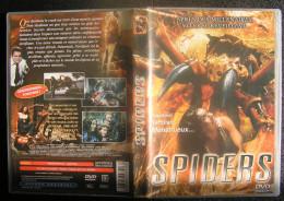 DVD Video : SPIDERS L'invasion De La Terre Par Des Entités Arachnoïdes Venues Du Fond De L'espace - Sci-Fi, Fantasy