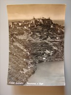 Rm2030)  Castel Gandolfo - Panorama E Lago - Roma