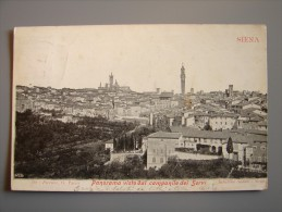 si1216)  Siena - Panorama visto dal Campanile dei Servi