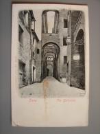 si1217)  Siena - via Galluzza