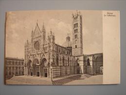si1219)  Siena - la Cattedrale