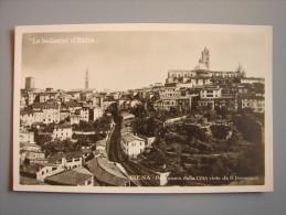 si1221) Le Bellezze d'Italia  -  Siena - panorama della citt� visto da S. Domenico