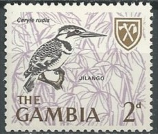 Gambia: Pied Kingfisher (Ceryle Rudis) - Autres