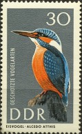 Germany (East): Common Kingfisher (Alcedo Atthis) - Autres