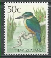 New Zealand: Sacred Kingfisher (Todiramphus Sanctus) - Autres