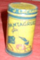 PANTAGRUEL POIVRE DES COLONIES FRANCAISE  BOITE ANCIENNE - Unclassified