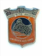 PIN´S SOCIETE DE TIR - NOYELLES SOUS LENS - Other