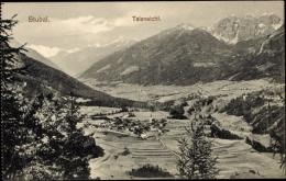 Cp Stubai Tirol Österreich, Totalansicht Des Ortes - Autriche