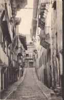 Cpsm Fontarabie, Vieille Rue - Autres