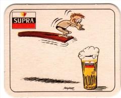 Belgique Supra Thème Sport Humour - Sous-bocks