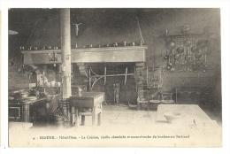 Cp, 21, Beaune, L´Hôtel Dieu, La Cuisine, Vieille Cheminée Et TOurnebroche De Bonhomme Bertrand - Beaune