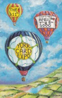 York Card Expo International 2001 April 6&7, England., S26. - Collector Fairs & Bourses