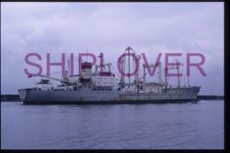 diapositive authentique cargo chinois XINGCHENG (r�f. D04010) - ship 35 mm photo slide - bateau/ship/schiff