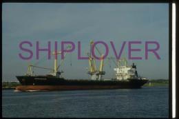 diapositive authentique cargo allemand OSTFRIESLAND (r�f. D04666) - ship 35 mm photo slide - bateau/ship/schiff
