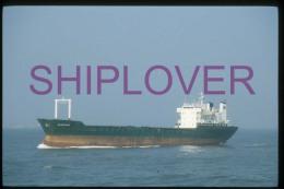 diapositive authentique cargo SUNRANA (r�f. D04702) - ship 35 mm photo slide - bateau/ship/schiff