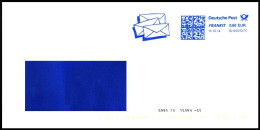 Bund / Germany: Stempel ´Briefe, 2014´ / Cancel ´Letters´ - Post