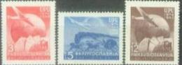 YU 1949-578-80 U P U, YUGOSLAVIA, 1 X 3v, MNH - 1945-1992 Repubblica Socialista Federale Di Jugoslavia