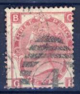 ##K414. Great Britain 1873. Michel 41. Cancelled(o) - Gebruikt
