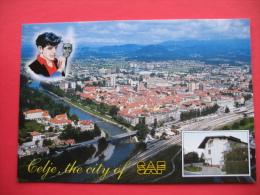 Celje,the City Of SAF (DYLAN DOG) - Slovenia