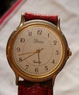 MONTRE RONDE POUR HOMME OU FEMME DOMI BE FONCTIONNELLE - Watches: Old