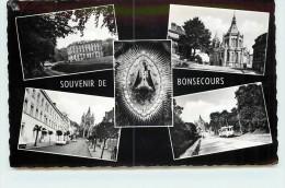 SOUVENIR DE BONSECOURS - Carte Multivues De La Ville. - Péruwelz