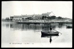 Cpa Du 22 Locquémeau  Le Port  ....  Lannion   JUIA3 - Lannion
