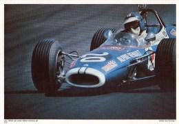 COURSE AUTOMOBILE - ALPINE RENAULT ELF Type Formule 3 - Patrick DEPAILLER - Automobile - F1