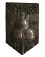 Distintivo Badge Opera Balilla II� Campo Dux Roma Anno VIII #C279