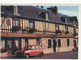 BRIONNE  Auberge Du Vieux Donjon Automobile - France