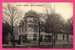 Ertevelde - Kasteel - Notaris Vermeersch - HUTSEBAUT - 1933