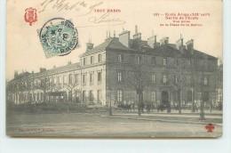 TOUT PARIS - Ecole Arago, Sortie De L'école, Vue Prise De La Place De La Nation. - Arrondissement: 12