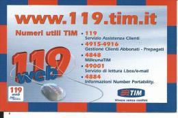 CAL692 - CALENDARIETTO 2006 - 119 WEB TIM
