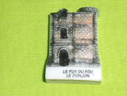 "feves:pays/r�gions "" Puy du Fou, le donjon "" tiroir 12"