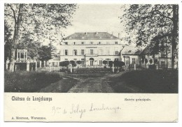 Carte Postale - Château De LONGCHAMPS - Entrée Principale - CPA  // - Bertogne