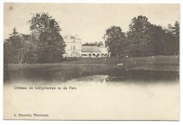 Carte Postale - Château De LONGCHAMPS Vu Du Parc - CPA  // - Bertogne