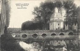 Seine Et Marne : Crouy Sur Ourcq, Entrée Du Chateau De Gesvres Le Duc - France