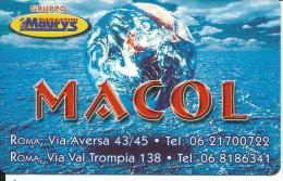 CAL704 - CALENDARIETTO 2006 - MACOL - ROMA