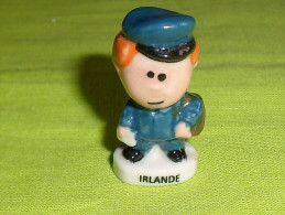 """feves:pays/r�gions """" l'irlande """" tiroir 9 ( personnage )"""