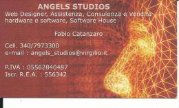 CAL713 - CALENDARIETTO 2006 - ANGELS STUDIOS