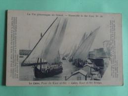 LE CAIRE - Pont De Kasr El Nil - Le Caire