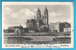 C.P.A. MAGDEBURG - Magdeburg