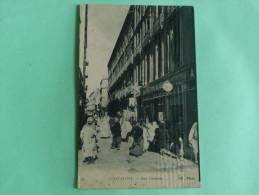 CONSTANTINE - Rue Caraman - Constantine