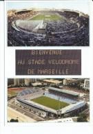 "ESTADIO - STADIUM - STADE - STADION.- "" VELODROME "".- MARSELLA.- ( FRANCIA ) - Postales"