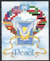 Palau  1991 Yvertn° Bloc 9 *** MNH Cote 10 Euro Faune Oiseaux Vogels Birds - Palau