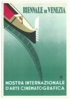 """Biennale Di Venezia. """" Mostra Internazionale D'arte Cinematografica """" - Esposizioni"""